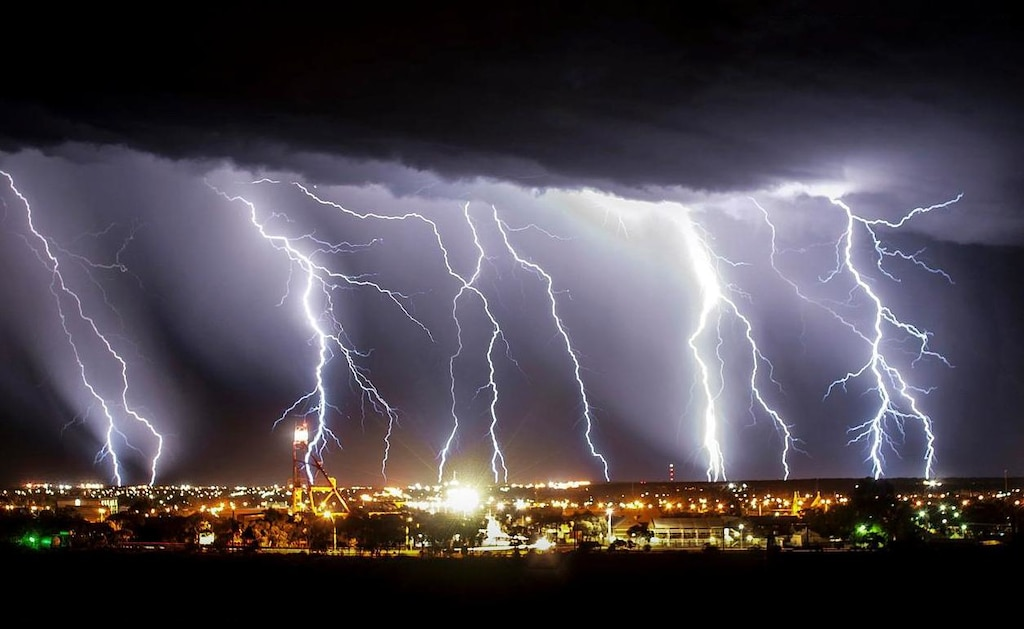 What to do when your business is struck by lightning