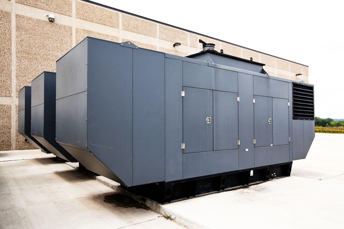 commercial backup generator installation dallas fort worth
