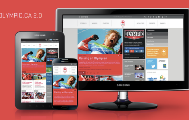 canadian olympic team website 2013