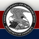 US Patent and Trademark logo