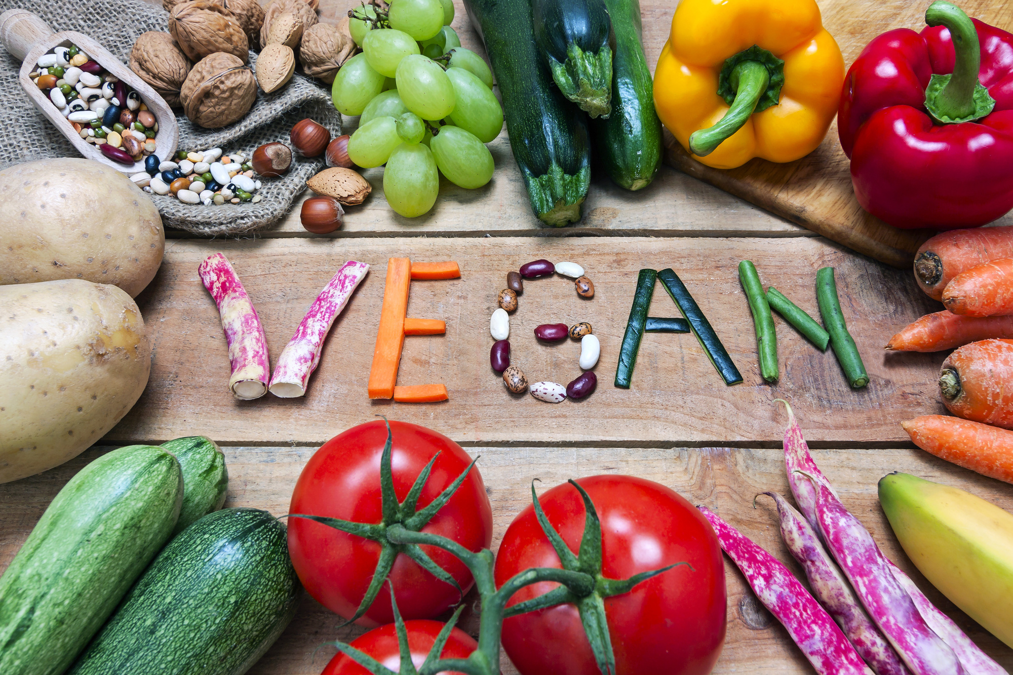 3 Tips for Going Vegan (And Sticking With It)