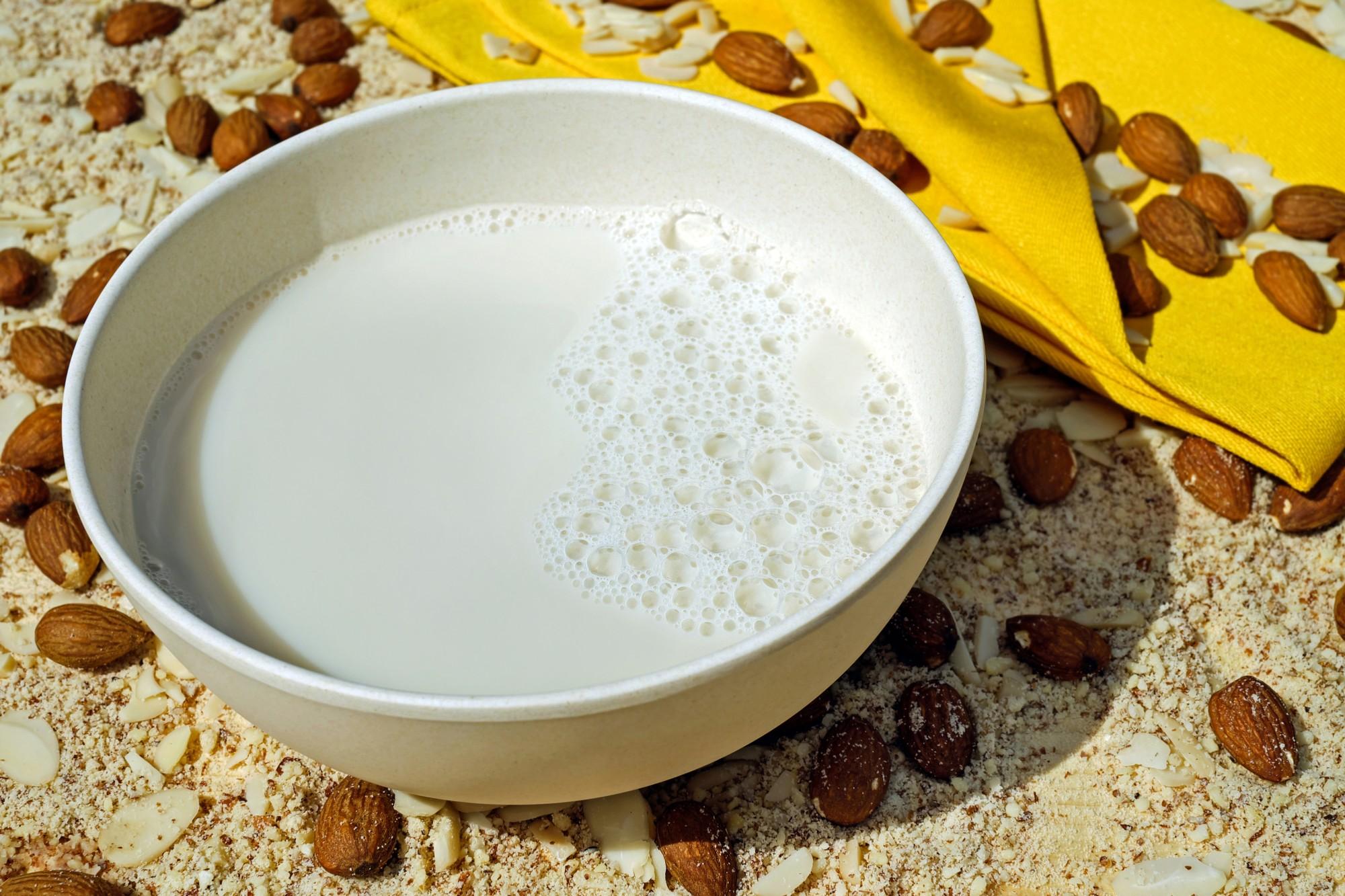No Dairy, No Problem! 3 Best Vegan Milk Alternatives