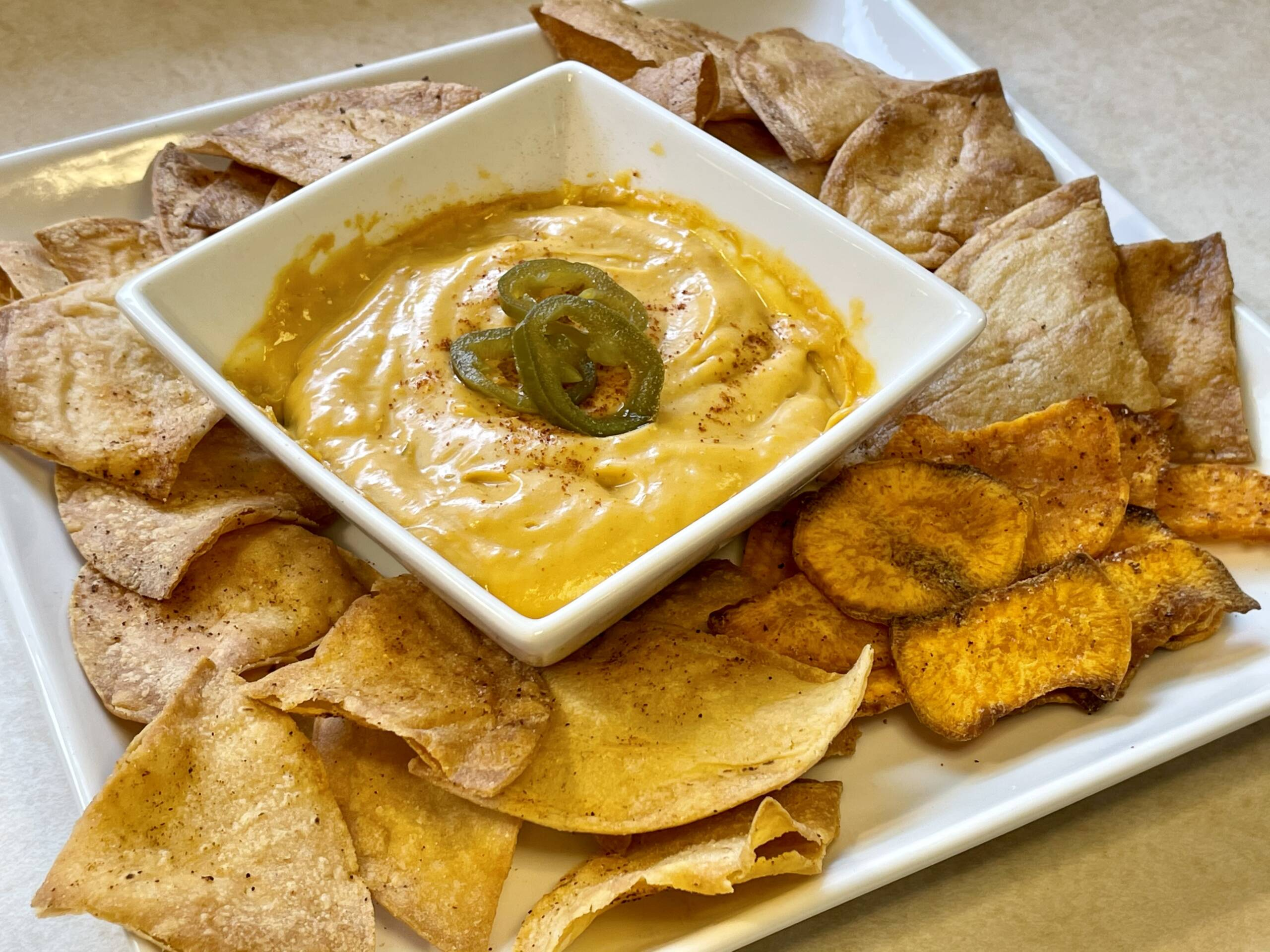 Best Vegan Nacho Cheese Sauce