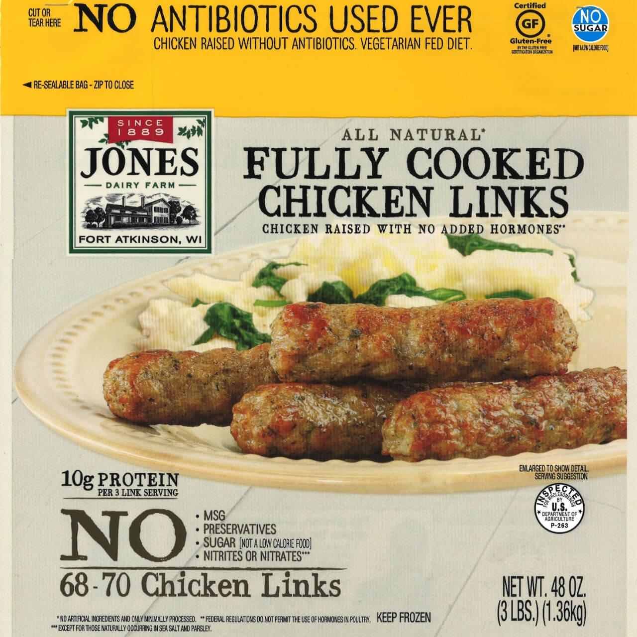 Chicken Sausage Links