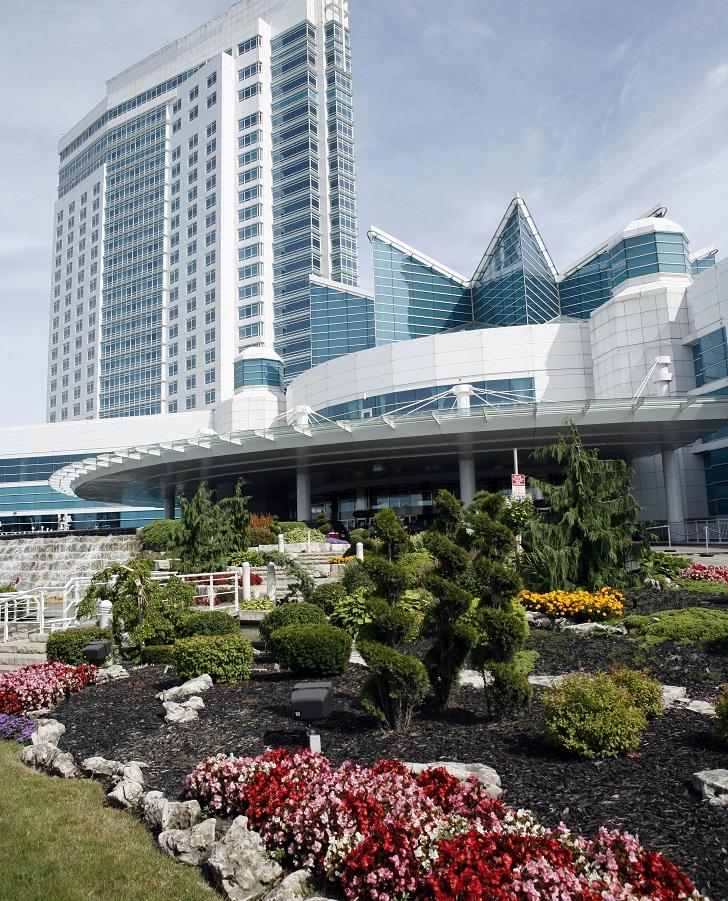 casino landscape