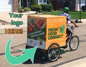 FFC trike logo placement