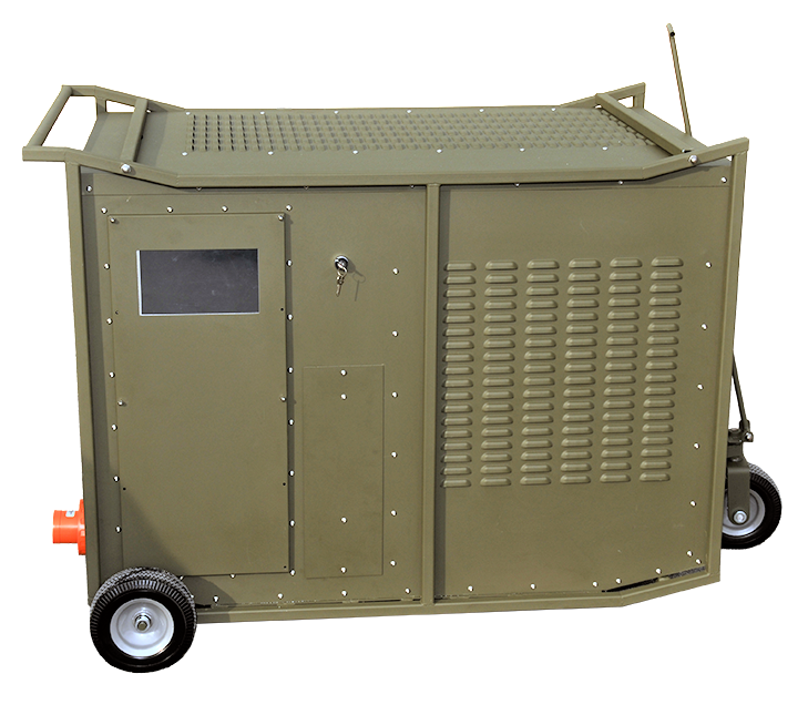 Trident Water Company - TWC - Trident 200 - Atmospheric Water Generator - AWG - Military Green
