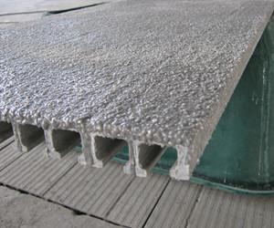 Fiberglass Decking