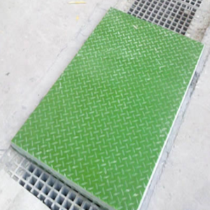 FRP Grating Cover