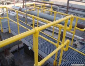 Handrail&platform