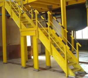 Why FRP Catwalk and Platform Are Widely Used?
