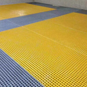 The Characteristics of FRP Grating