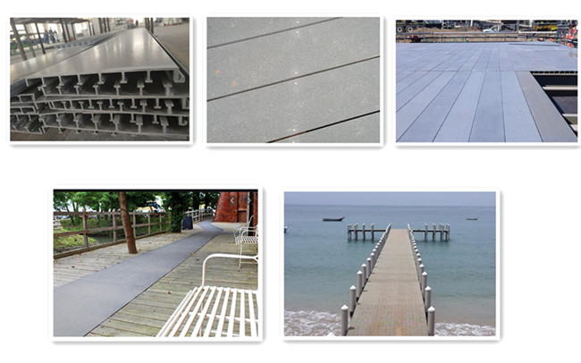 FRP Deckings for Walkways
