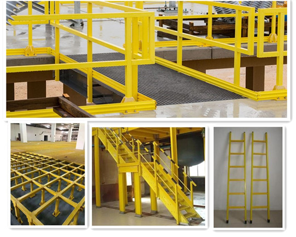 The Introduction and Application of FRP Square Tube
