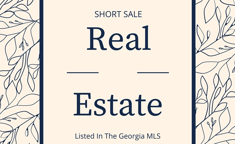 Most Popular Short Sales In The Georgia MLS