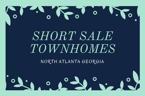 Short Sale Townhomes In North Atlanta