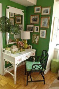 Earthy green