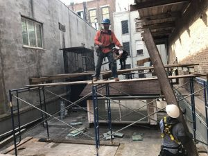 Team 809 Scaffolding Experts
