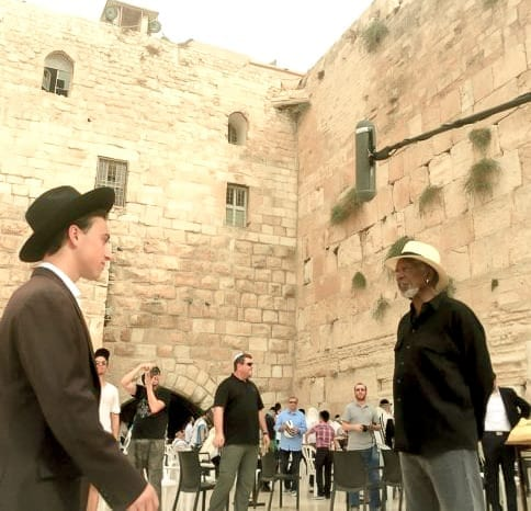 documentary film production in Israel and Palestine
