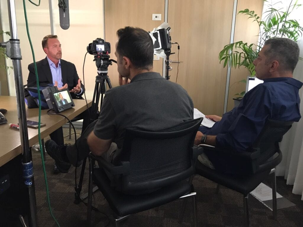 Corporate Video Production In Israel