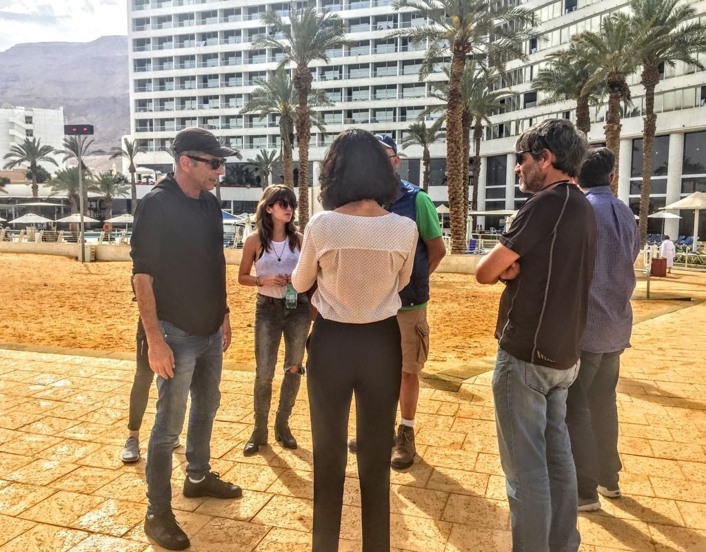 Documentary video productions in Israel