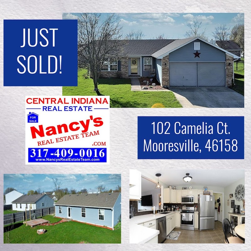 Nancy's Real Estate Team Sold Property in Mooresville, IN