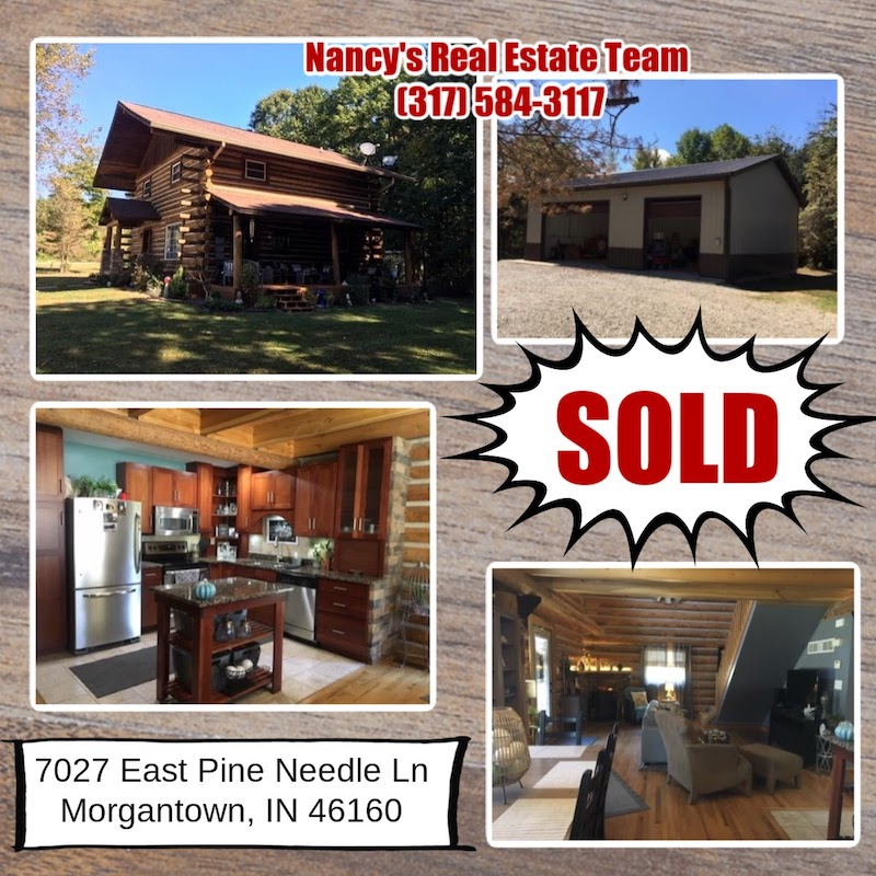 Nancy's Real Estate Team Sold Property in Morgantown, IN