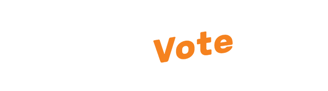 Organize. Vote. WIN! Logo