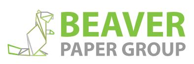 Logotipo de Beaver Paper 2021