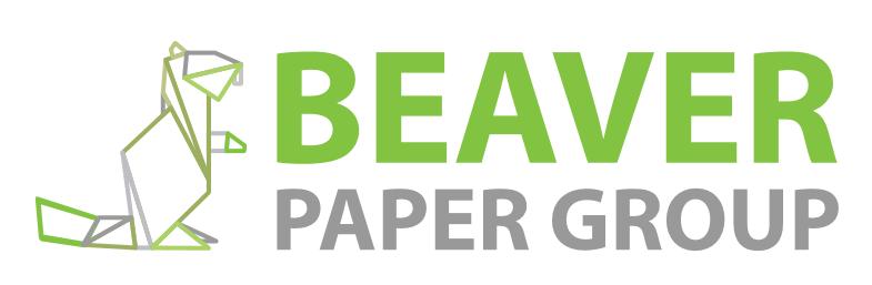 Logotipo de Beaver Paper 2021 _