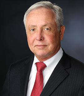Dr. Norman Vinn Presidential Photo 2013