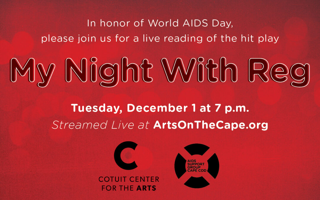 World AIDS Day Reading – My Night with Reg