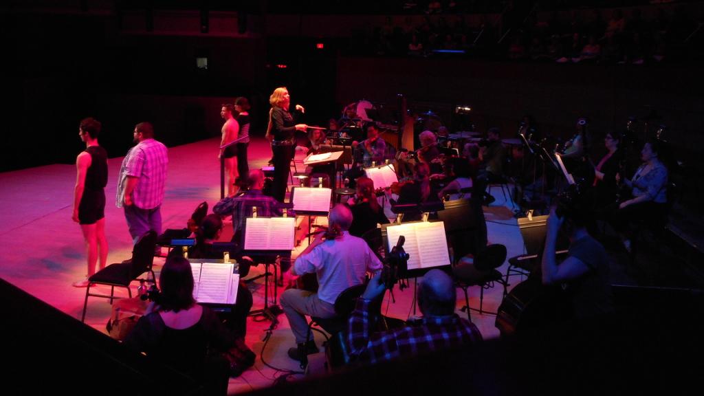 EdMetro Chorus - Mozart / Bevan - Danielle Lisboa