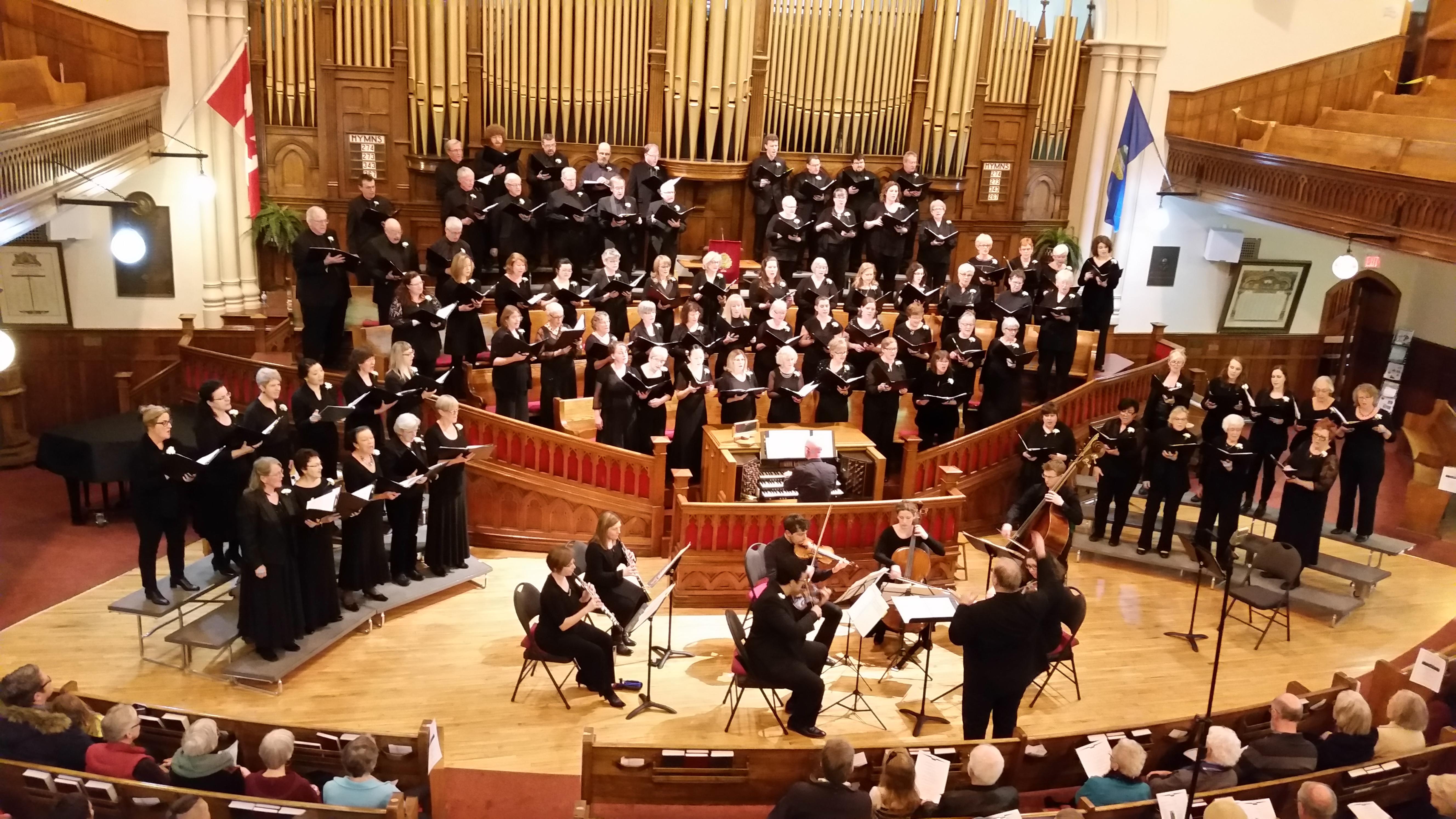 Sing Spirit: The Heart of Handel