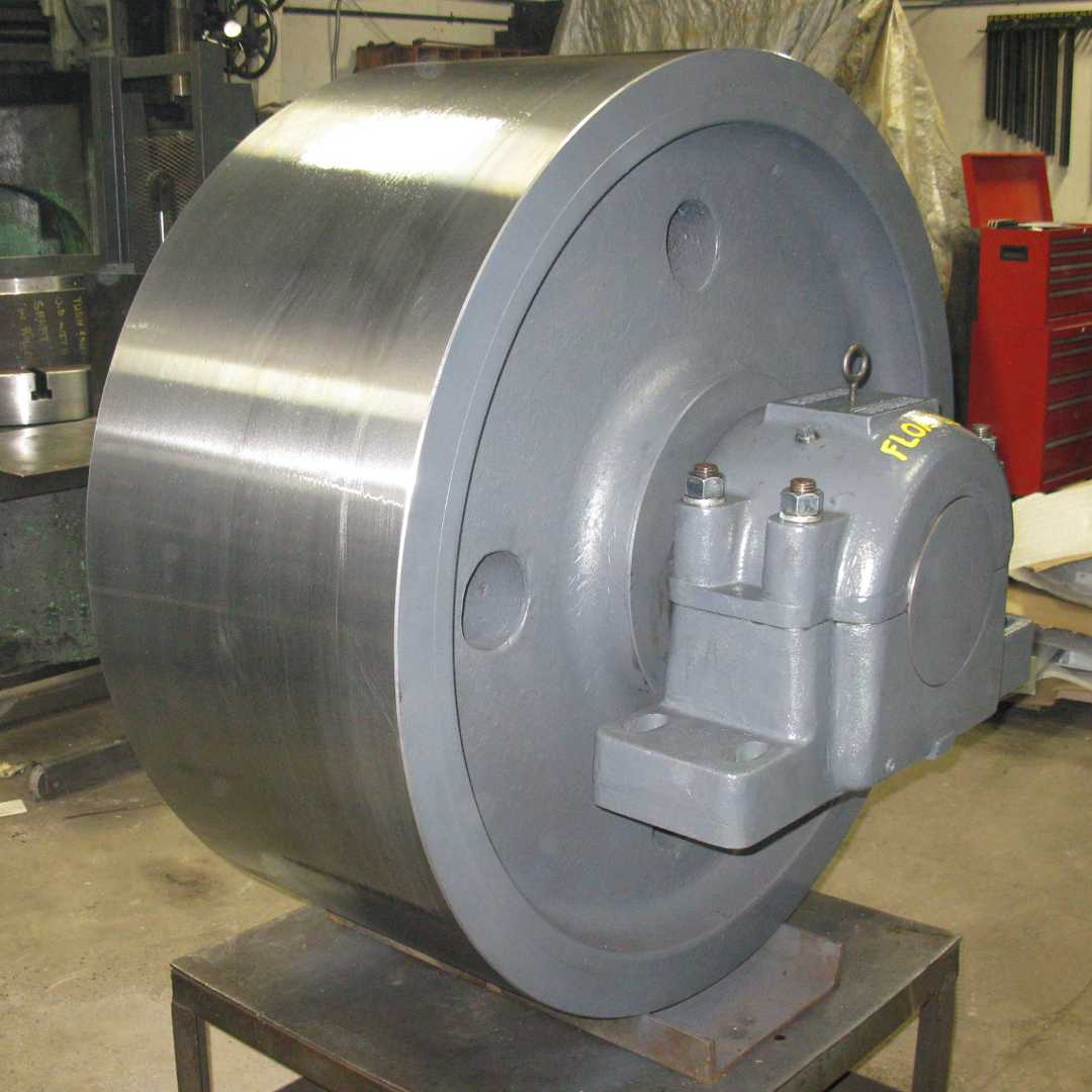 Trunnion - After