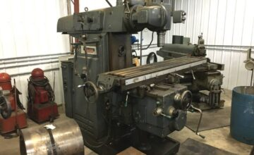 For Sale - Kearney Trecker Milwaukee Mill