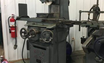 For Sale - Reid Surface Grinder