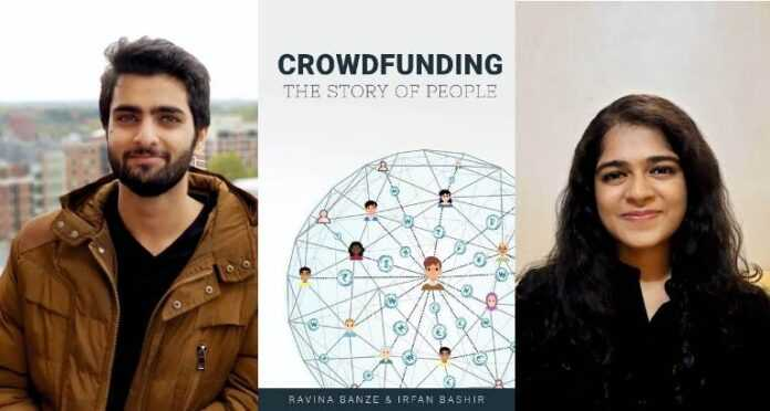 Kashmiri Boy And Mumbai Girl Write Book On Crowdfunding