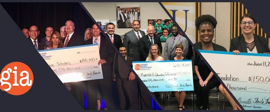 GIA Grant Funding Available to Support Inland Empire Students