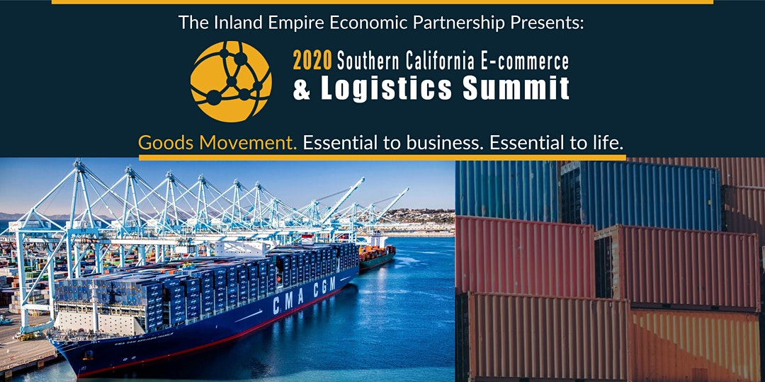 IEEP Southern California E commerce and Logistics Summit