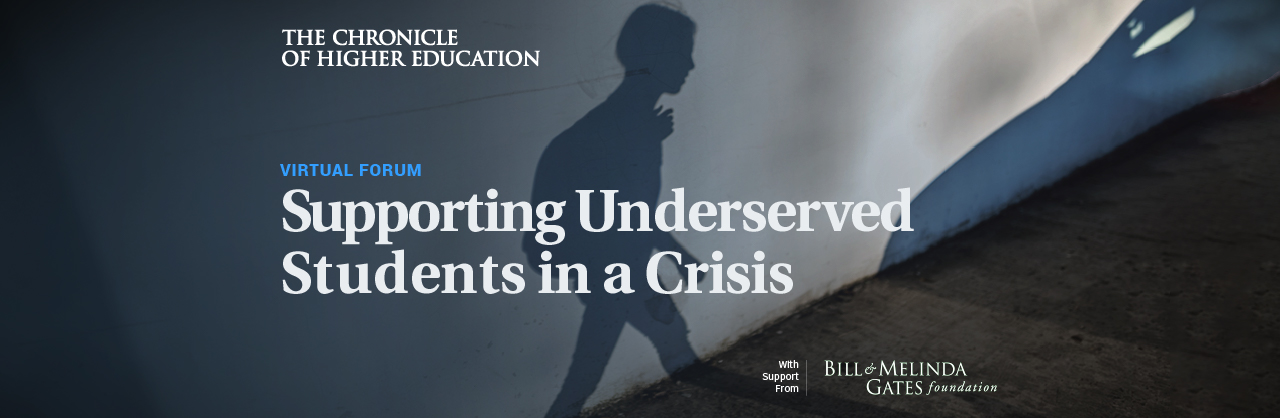 Supporting Underserved Students in a Crisis