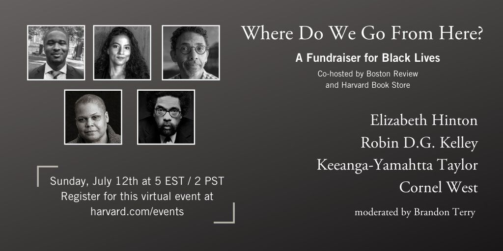 Where Do We Go From Here: A Fundraiser for Black Lives