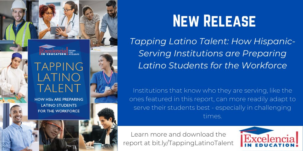 Tapping Latino Talent: How HSIs Are Preparing Latino Students for the Workforce
