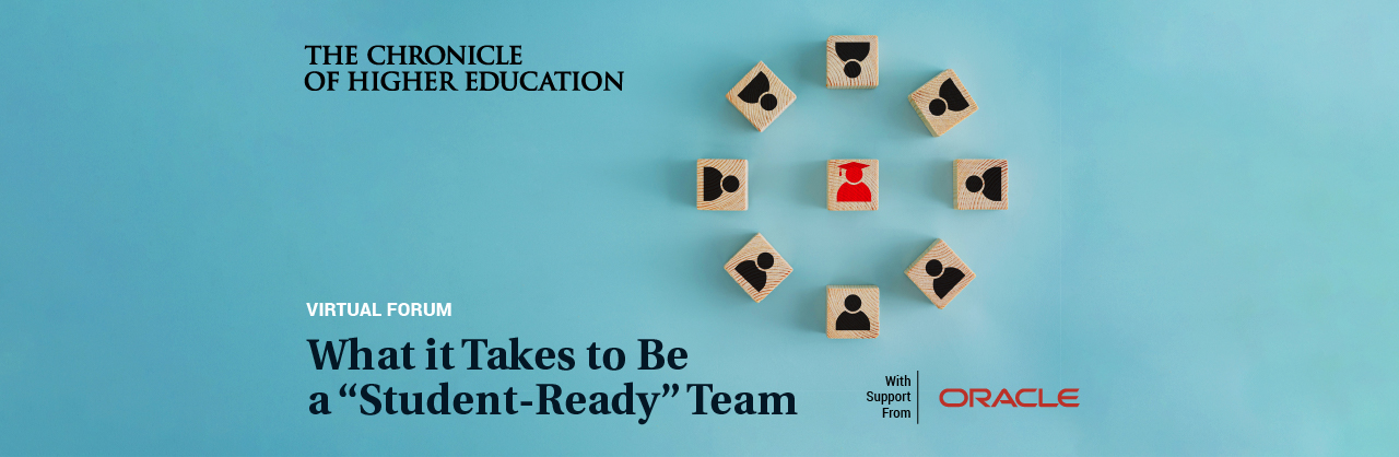 "What it Takes to Be a ""Student-Ready"" Team Now"