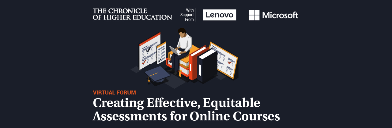 Creating Effective, Equitable Assessments for Online Courses