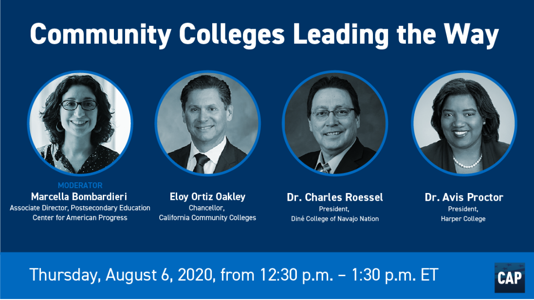Community Colleges Leading the Way