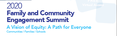 2020 Family and Community Engagement Summit