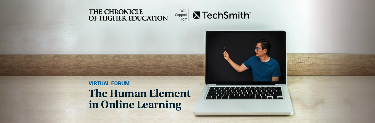 The Human Element in Online Learning