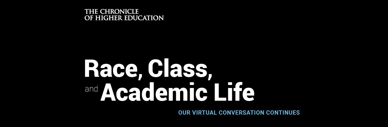Race, Class, and Academic Life