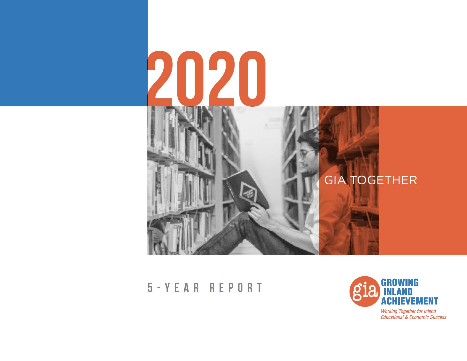 GIA 5 year report